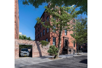 Massive Brooklyn Heights Mansion with Parking